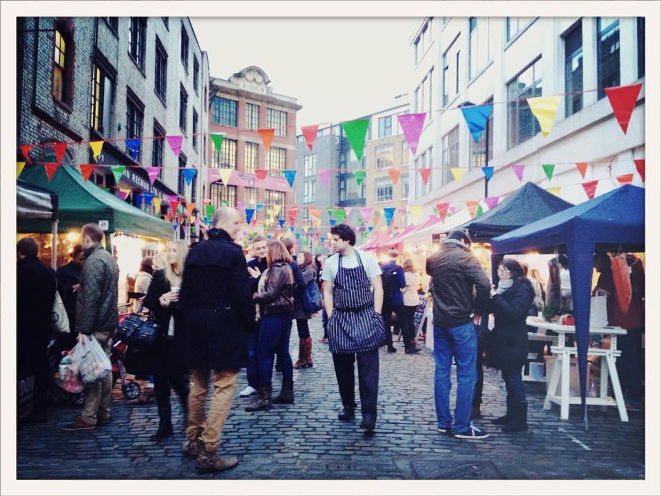 X-mas Market @ Fifteen